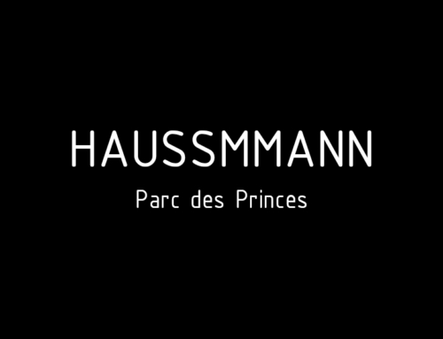 LE PARC DES PRINCES – Salon Haussmann