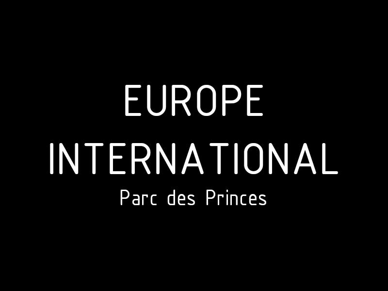 LE PARC DES PRINCES – Espace Europe